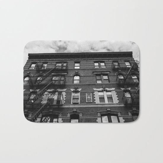 New York Architecture II Bath Mat
