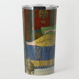 "John Collier ""Myrrh, Aloes and Cassia"" Travel Mug"