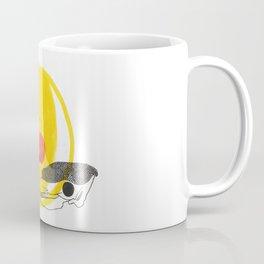 Desert Sun Skeleton Coffee Mug