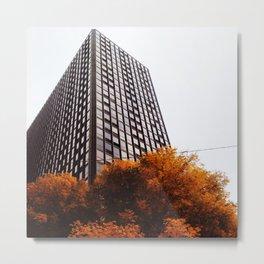 Mies van der Rohe - Lake Shore Drive, Chicago Metal Print