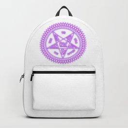 Sebastian Michaelis Sigil Light (white bg) Backpack