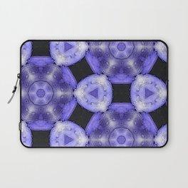 Purple Passion Pattern 6 Laptop Sleeve