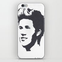 niall horan iPhone & iPod Skins featuring niall horan  by LexxieD