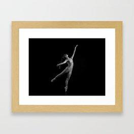 Ballet #1 Framed Art Print
