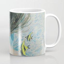 Mermaid Hair Coffee Mug