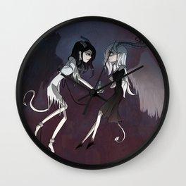Self-Deception Wall Clock