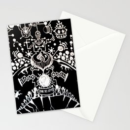 Black Book Series - New World Stationery Cards
