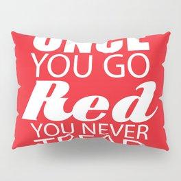 Going Red Pillow Sham