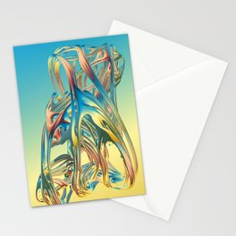 Spinning Glass 5 Stationery Cards