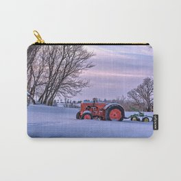 Case and Plow Carry-All Pouch