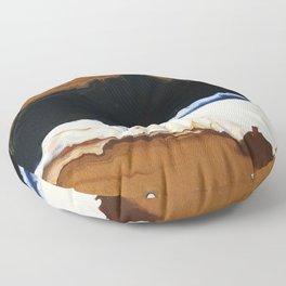 Sedimentary Floor Pillow