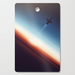 Into Space Cutting Board