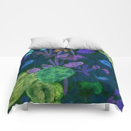 Light Bright Florals Comforters