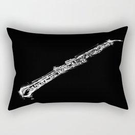 Contrabass Oboe Rectangular Pillow