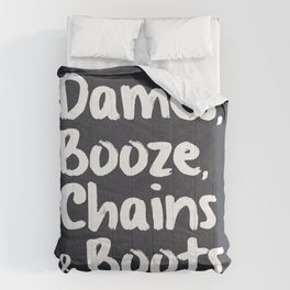 Dames Comforters