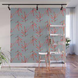 Red Friut Wall Mural
