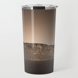 Cap Canaille near Cassis in a summer day Travel Mug