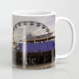 Santa Monica Pier Fun Coffee Mug