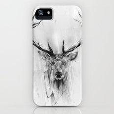 Red Deer Slim Case iPhone (5, 5s)