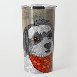 Max the Havanese Travel Mug