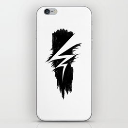 Lightning Arts Logo iPhone Skin