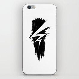 Lightning Arts Logo iPhone Skin