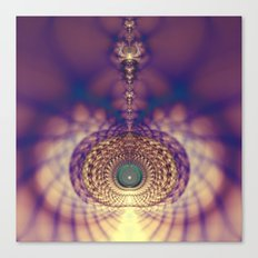 Fractal Abstract 45 Canvas Print