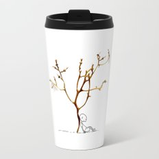 Grape tree Travel Mug