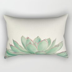 Echeveria Rectangular Pillow