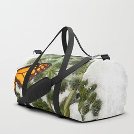 Angelica Herb Botanical Duffle Bag