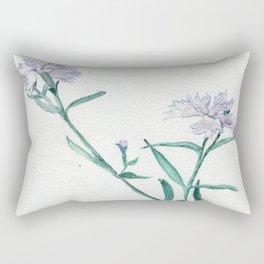 Blades Of Green Rectangular Pillow