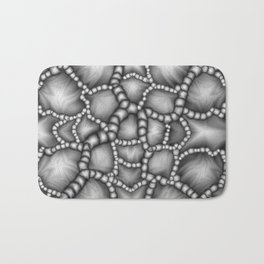 Chaotic Clusters Macro Abstract Bath Mat