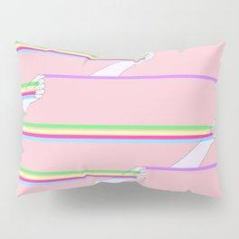 Feminist power pattern Pillow Sham