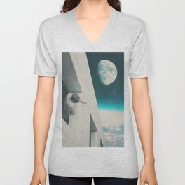 Needed to Breathe Unisex V-Neck