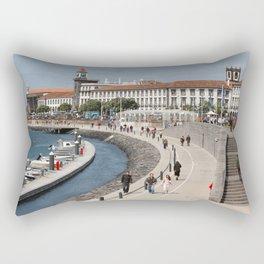 Ponta Delgada Rectangular Pillow