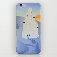 c i t t à v i s i b i l e iPhone & iPod Skin