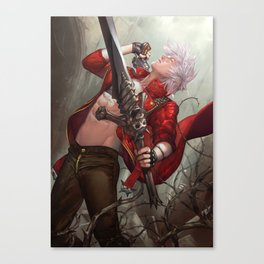 DMC3 II Canvas Print