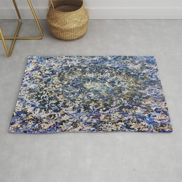 EMERALD ABYSS Rug