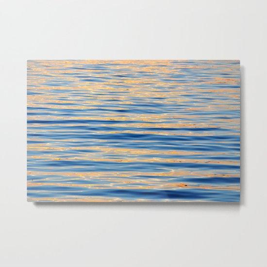 Monet Memories Metal Print