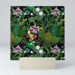 Botanical Bog Mini Art Print