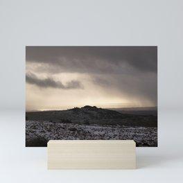 A Tour in Winter Mini Art Print