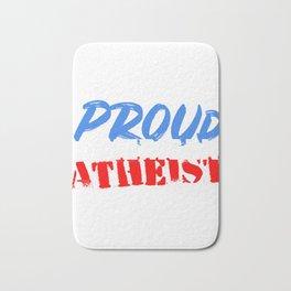 PROUD AMERICAN ATHEST Bath Mat