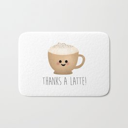 Thanks A Latte Bath Mat