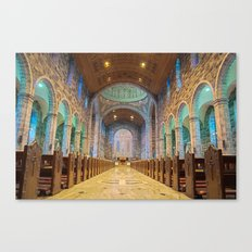 Galway Cathedral Canvas Print