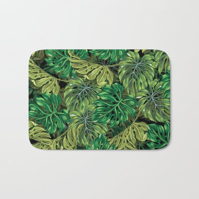 tropical haven 2 Bath Mat