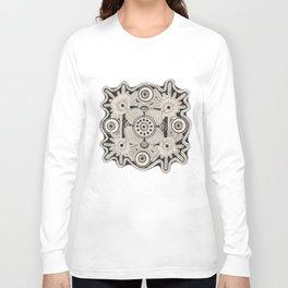 Leukomelanophobia (04) Long Sleeve T-shirt