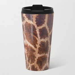 Giraffe Fur Travel Mug