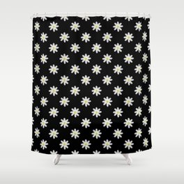 A Handful of Daisies Shower Curtain