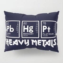 Heavy Metals Pillow Sham