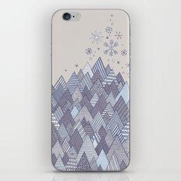 Winter Dreams iPhone Skin